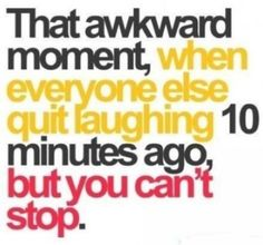 lol...happens to me all the time :)