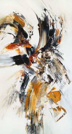 Inspired By Nature L 2 - kreative Bilder - large abstract painting, original artwork - Large Artwork, Original Artwork, Modern Artwork, Contemporary Abstract Art, Contemporary Landscape, Contemporary Design, Acrylic Painting Canvas, Painting Abstract, Painting Art