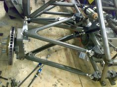 (Tube Chassis Fabrication)