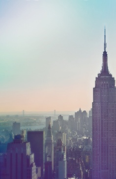 NYC... I just cant get enough of this place. I am a big city girl no doubt!