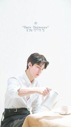 [EDIT] #EXO #WINTER #Cafe_Universe #SEHUN