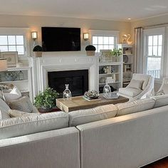Dissecting The Details A Classic Casual Living Room Living rooms