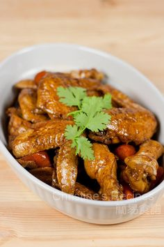 Coco-cola Chicken Wings - Christine's Recipes: Easy Chinese Recipes | Easy Recipes