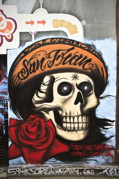 San Francisco ~ Clarion Alley, Mission District