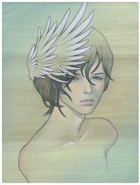 Arte fascinante: Audrey Kawasaki - GEEKISS