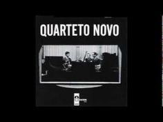 Quarteto Novo (1967) - Album completo - Full Album - Théo de Barros- violão e contrabaixo Heraldo do Monte- guitarra e viola caipira Airto Moreira- bateria e percussão Hermeto Pascoal- piano e flauta