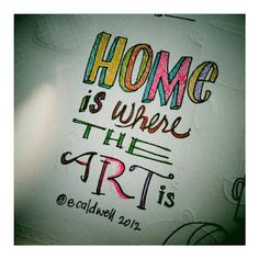 On The Surface - Home is Where the Art is