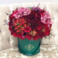 Green Box, Same Day Flower Delivery, Tis The Season, Fresh Flowers, Houseplants, Floral Arrangements, Floral Wreath, Wreaths, Seasons