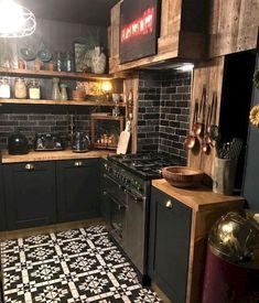50 Best Kitchen Cabinets Design Ideas To Inspire Your Kitchen - Decor . - 50 best kitchen cabinets design ideas to inspire your kitchen - Kitchen Interior, Home Decor Kitchen, Kitchen Cabinet Design, Kitchen Remodel, Kitchen Decor, Best Kitchen Cabinets, Home Kitchens, Kitchen Renovation, Kitchen Design