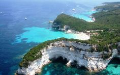 Antipaxoi island - Ionio - Hellas