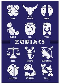 The 12 Zodiac Signs: Traits, Meanings, Symbols, Colors, and More! 12 Zodiac Signs, Zodiac Art, Astrology Zodiac, Capricorn, Horoscope Tattoos, Zodiac Sign Tattoos, Find Your Zodiac Sign, Tarot, Zodiac Posts
