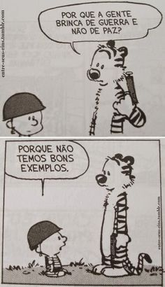 Calvin e Hobbes Calvin E Hobbes, Mafalda Quotes, Satirical Illustrations, Comic Illustrations, Little Bit, More Than Words, Cute Illustration, Mood, Comic Strips