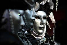 Carnevale Revelers, Venice