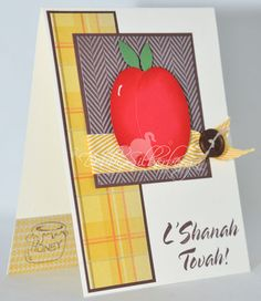 Rosh hashanah 5769 by yapha cards and paper crafts at rosh hashanah 5769 by yapha cards and paper crafts at splitcoaststampers jewish holidays gift cards pinterest rosh hashanah cards and craft m4hsunfo