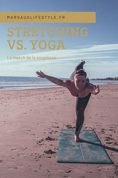 Yoga vs. Stretching | Le match de la souplesse - Margaux Lifestyle Yoga, Running, Lifestyle, Fitness, Movie Posters, Back Walkover, Film Poster, Popcorn Posters, Yoga Tips