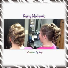 Party Mohawk :)