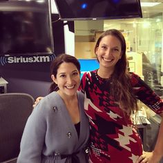 """It's always funny when people say """"it's a pipeline problem"""" around women in tech, because every week for the past THREE YEARS, I have featured badass female entrepreneurs on my @siriusxm show.  This week is no different! @polinatravels blew me away with her entrepreneurial story about immigrating to America on a refugee visa and going on to found @wanderu with over $1 BILLION in ticket sales and Dr. Erika Ebbel Angle is living proof that beauty + brains is a winning combination, as Miss…"""