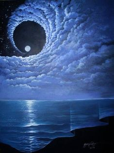 Fantasy landscape dreams sky new Ideas Moon Pictures, Pretty Pictures, Moon Photos, Shoot The Moon, Beautiful Moon, Beautiful Scenery, Fantasy Landscape, Sky Landscape, Fantasy Art