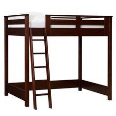 Loft plans for building a loft bed