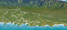 Destination Residences Hawaii Resort Map