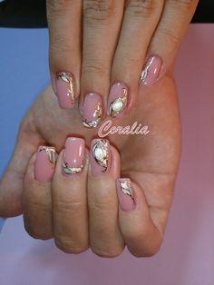 Abstract nail art Abstract Nail Art, Hair And Nails, Beauty, Beauty Illustration