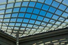 Kogod Courtyard Ceiling by Stuart Litoff  #architechturalimages #ceilingimages #WashingtonDCimages