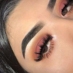 Creative Eye Makeup, Eye Makeup Art, Cute Makeup, Glam Makeup, Pretty Makeup, Skin Makeup, Eyeshadow Makeup, Eyeshadows, Eye Makeup Designs