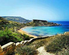 Malta - Ghajn Tuffieha Photo by Eric Barbara