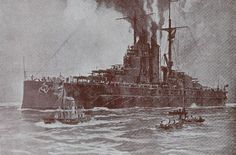 Viribus Unitis was ordered by the Austro-Hungarian Navy in 1908. She was the first of the Tegetthoff-class battleships, the first (and only) dreadnoughts of the Austro-Hungarian Navy. The keel to Viribus Unitis was laid down in Stabilimento Tecnico Triestino shipyard in Trieste on 24 July 1910. Following eleven months of construction, Viribus Unitis was launched on 24 June 1911. Following her fitting out, she was commissioned into the Austro-Hungarian navy on 5 December 1912.