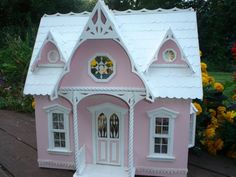 Pink Orchid 002.jpg - HOUSES FOR KIDS FIGHTING CANCER - Gallery - The Greenleaf Miniature Community