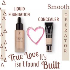 The coverage and flawless-ness of our new foundation and concealer is insane!! Where have you been all my life little tube of wonder and magic in a bottle I call them. Shop or browse at https://www.youniqueproducts.com/jenhinson