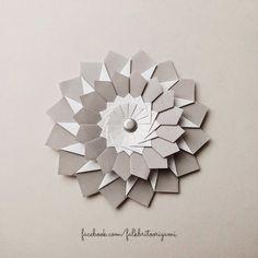 Mandala - Origami - Falk Brito
