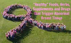 Confused about soy, flax, estrogenic herbs like cohosh and red clover and bioidentical hormones?  Your breasts don't lie!  http://www.thehealthyhomeeconomist.com/soy-flax-estrogenic-foods-herbs-trigger-precancerous-breasts/