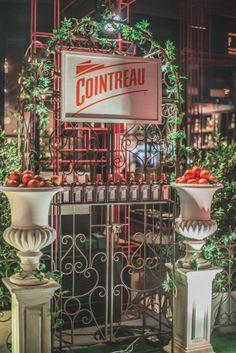Cointreau Cocktail Garden @ Perfume - February, 20th, 2014
