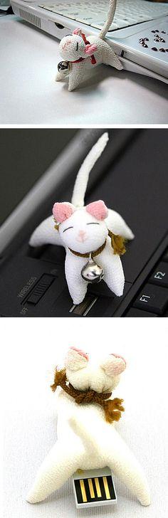 Kyoto CatBar USB Drive  I want <3