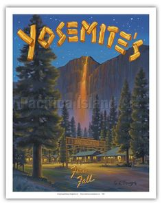 24x36 1950s Visit Bryce Canyon National Park Vintage Style Travel Poster