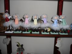 Fairy's of the Glen by Nordic Charm in the Spring & Easter section. www.nordiccharm.co.uk