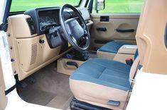 2000 Jeep Wrangler, Wrangler Sahara, Manual Transmission, 4x4, Car Seats, Jeeps, Vehicles, Ebay, Car
