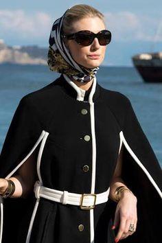 "Elizabeth Debicki 1960's fashion from the movie ""The Man from U.N.C.L.E."""