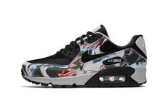 Nike Air Max 90 Marble Dye Colorway Womens Shoes Kicks Trainers Sneakers Release Details Sizing Information How to Cop Purchase Pick Up Buy Tenis Nike Air Max, Nike Air Max 90s, Nike Air Max For Women, Nike Women, Air Max Sneakers, Sneakers Nike, Jordan Sneakers, Sneakers Fashion, Nike Shoes Outlet