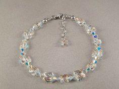Girls Bracelet Solid Sterling Silver Bracelet by KrisTsCreations, $10.00