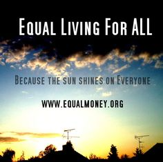 Day 190: Fairness in the Work Place and Equal Money Capitalism ~ Economist's Journey to Life