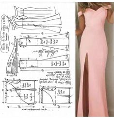 Amazing Sewing Patterns Clone Your Clothes Ideas. Enchanting Sewing Patterns Clone Your Clothes Ideas. Sewing Dress, Dress Sewing Patterns, Diy Dress, Sewing Clothes, Clothing Patterns, Party Dress, Sewing Pants, Dress Ideas, Fashion Sewing