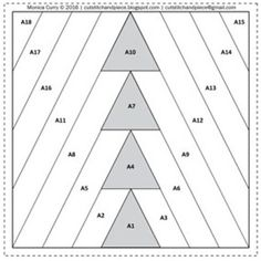 This arrowhead foundation pieced block is simple to make for a beginner and a quick project for the seasoned pro. See my Teepee Trail s plac. Quilt Square Patterns, Paper Pieced Quilt Patterns, Patchwork Patterns, Quilt Patterns Free, Pattern Blocks, Pattern Paper, Free Pattern, Foundation Paper Piecing, Quilting Tips