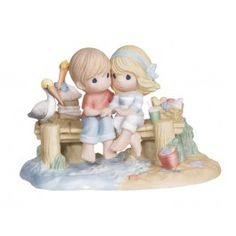 Our Love Is A Shore Thing - Limited Edition - Limited Editions - Figurines - Precious Moments