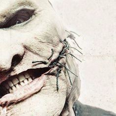 Corey Taylor's mask for .5 The Gray Chapter