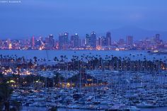 Downtown San Diego | The view can't be beat.
