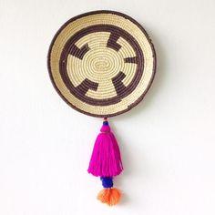 Chunga Round - Purple Pieces $120