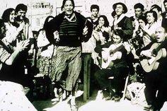 Carmen Amaya, balilando