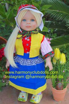 HARMONY CLUB DOLLS Doll clothes to fit American Girl www.harmonyclubdolls.com